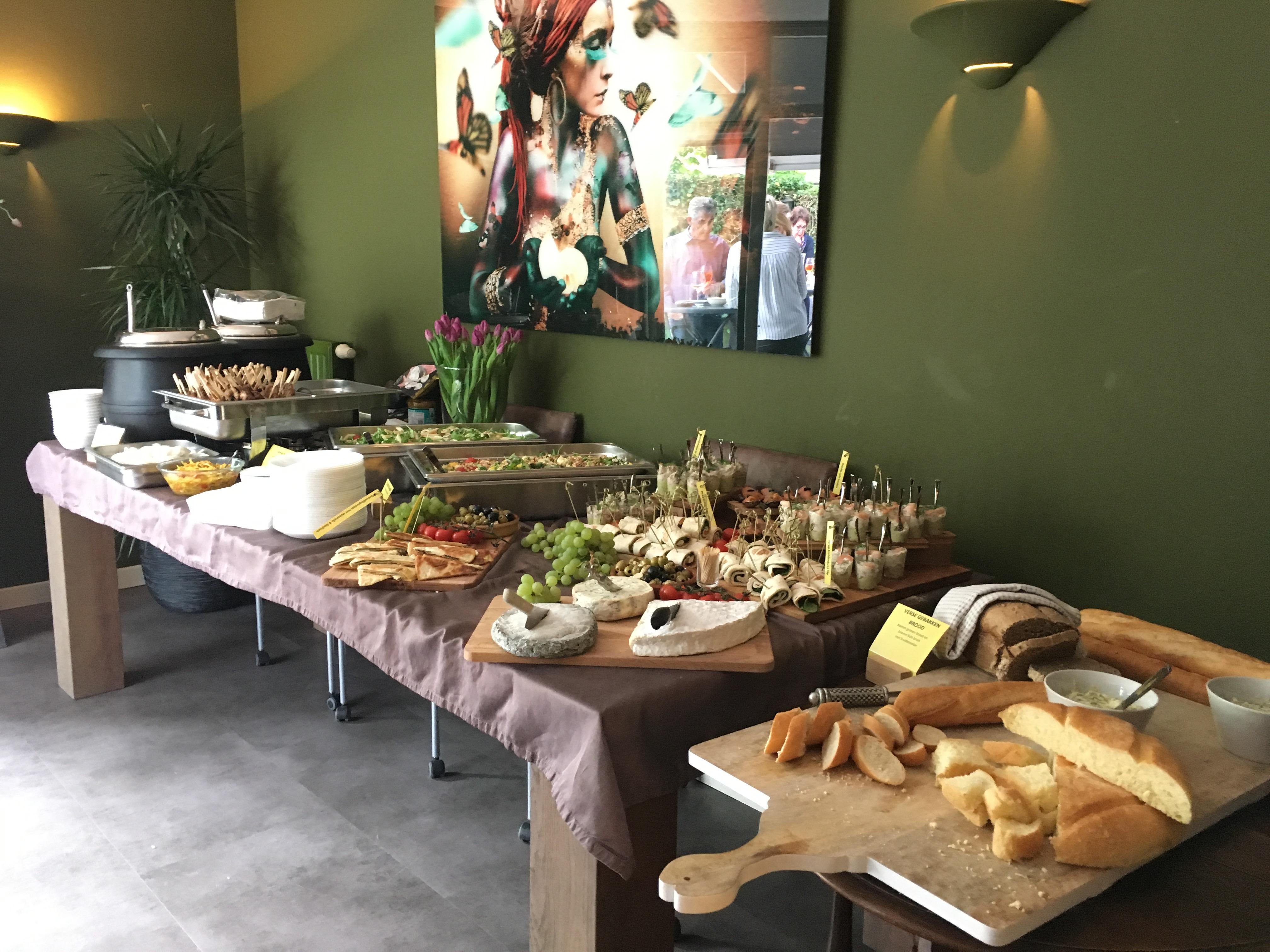 feestbuffet