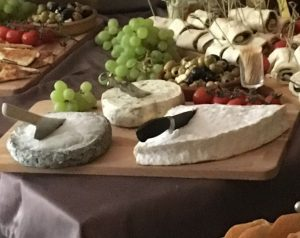 Franse kaas plank