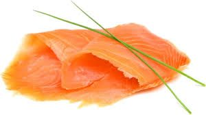 Reookte zalm