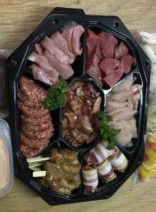Gourmetschotel 2 pers
